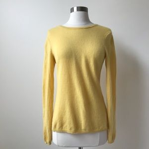 Charter Club 2 Ply Cashmere Crew Neck Sweater